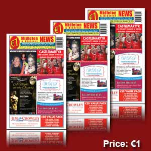 First Additional product image for - Midleton News October 22nd 2014