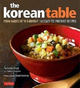 the korean table from barbecue to bibimbap