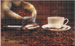 Cofee | Crafting | Cross-Stitch | Other