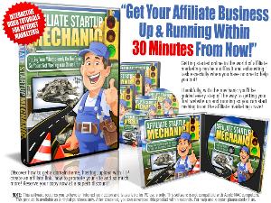 Affiliate Startup Mechanic | Software | Utilities