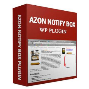 Azon Notify Box WP Plugin | Other Files | Patterns and Templates