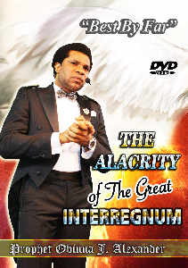 """best By Far"" The Alacrity Of The Great Interregnum 