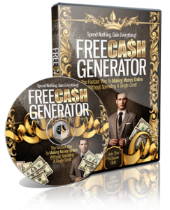 Free Cash Generator | Software | Business | Other