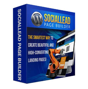 SocialLead Page Builder Plugin | Other Files | Patterns and Templates