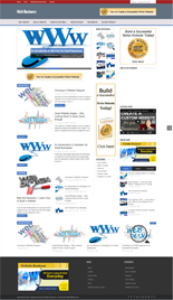 Website Business Niche Blog | Other Files | Patterns and Templates