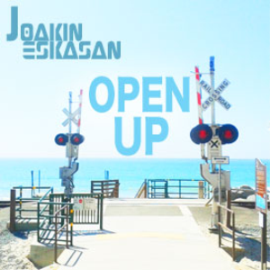 open up - joakin eskasan (dj with drums)