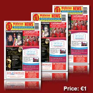 Midleton News October 29 2014 | eBooks | Periodicals