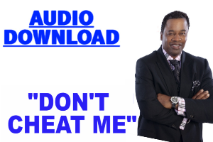 Don'T Cheat Me | Audio Books | Religion and Spirituality