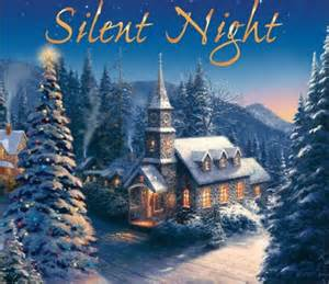 silent night for singing unison inspired by celtic woman version