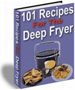 101 Recipes for the Deep Fryer | eBooks | Food and Cooking