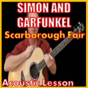 Learn to play Scarborough Fair by Simon And Garfunkel | Movies and Videos | Educational