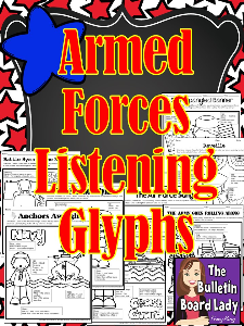 Armed Forces Listening Glyphs | Other Files | Everything Else