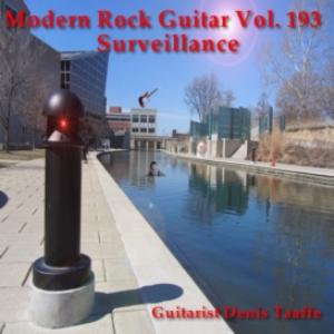 Modern Rock Guitar vol. 193 'Surveillance' | Music | Instrumental