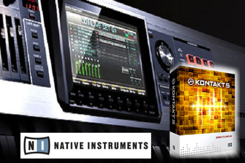 First Additional product image for - Roland Fantom G8 Sound kit Kontakt NKI