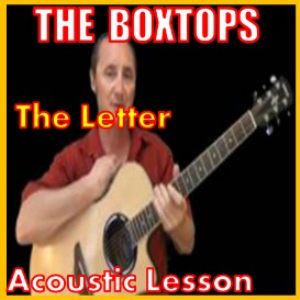 Learn to play The Letter by The Box Tops | Movies and Videos | Educational