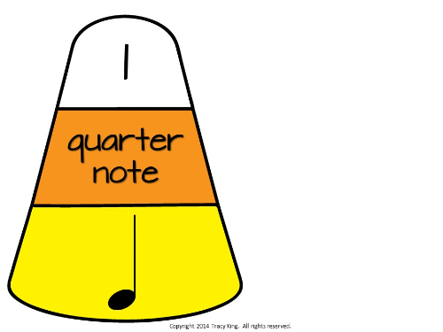 First Additional product image for - Candy Corn Notes and Rests Puzzles