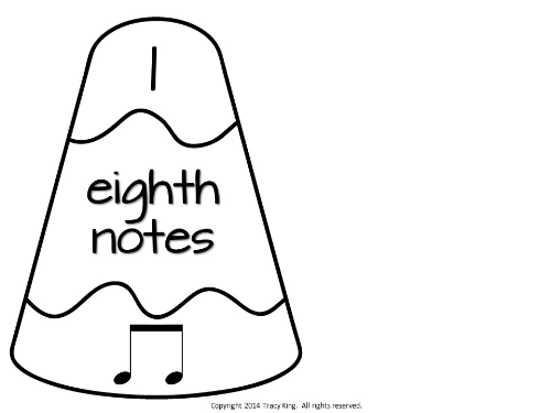 Second Additional product image for - Candy Corn Notes and Rests Puzzles