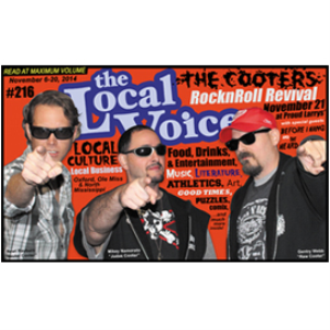 The Local Voice #216 PDF Download | eBooks | Entertainment