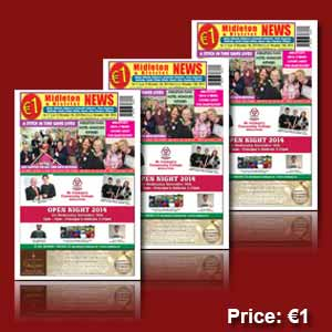 Midleton News November 5 2014 | eBooks | Magazines