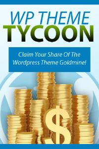 WP Theme Tycoon   eBooks   Internet
