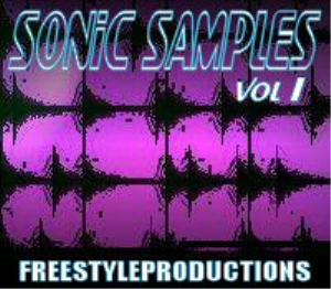 Sonic Samples Vol. 1 (.WAV) | Music | Soundbanks
