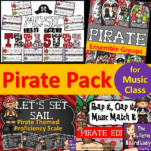 Pirate Bundle | Other Files | Everything Else