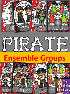 Pirate Ensemble Groups | Other Files | Everything Else