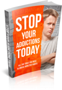 Stop Your Addictions Today   eBooks   Education