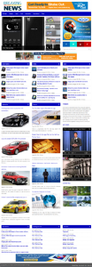 Magazine Style Wordpress Theme #2 | Other Files | Patterns and Templates