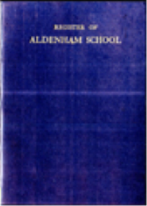 Register of Aldenham School | eBooks | Reference