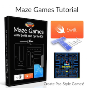 Maze Games with Swift, Sprite Kit and Tiled | Movies and Videos | Educational