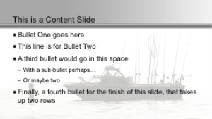 boating powerpoint templates