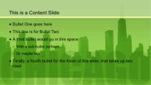 chicago powerpoint templates