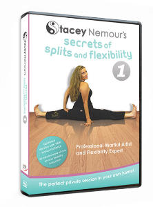 stacey nemour's secrets of splits & flexibility 1