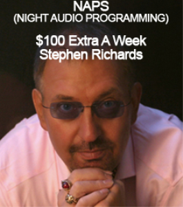 NAPS $100 Extra a Week | Audio Books | Self-help