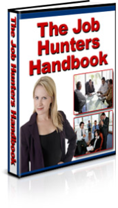 the job hunter;s handbook