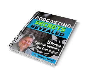 Podcasting Secrets Revealed - 5 Episode Outlines You Can Copy | eBooks | Education