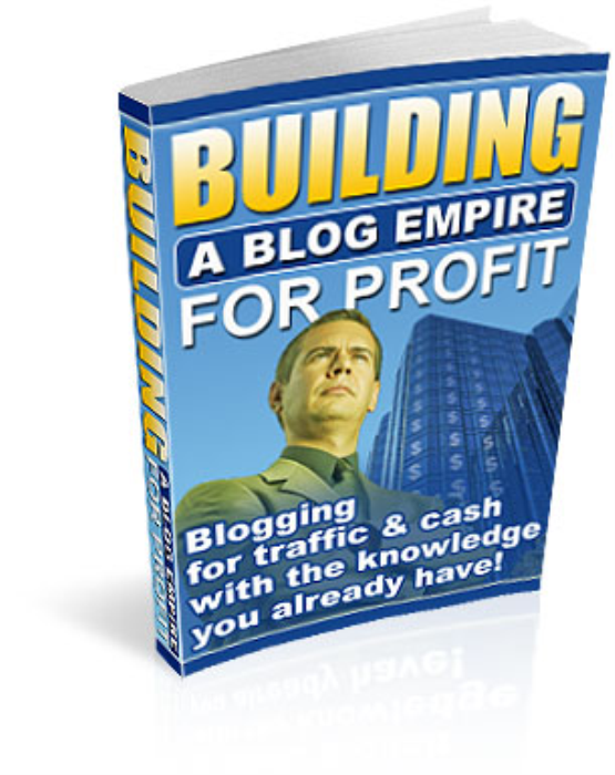 First Additional product image for - Building A Blog Empire For Profit
