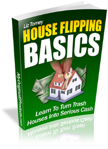 house flipping basics by liz tomey