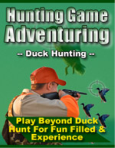 hunting game adventuring