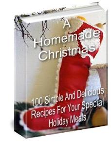 a homemade christmas - 100 recipes