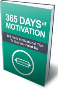 365 Days of Motivation | eBooks | Business and Money