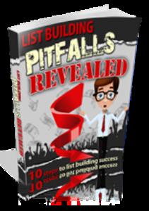 List Building Pitfalls Revealed   eBooks   Education