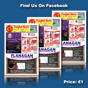 Youghal News November 12 2014 | eBooks | Magazines