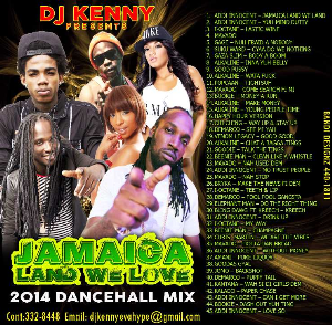 Dj Kenny Jamaica Land We Love Reggae Mix Cd | Music | Reggae