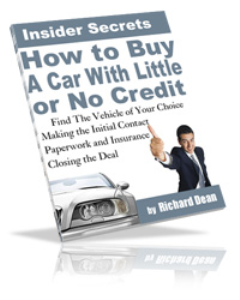 How To Buy A Car With Little Or No Credit | eBooks | Business and Money
