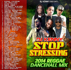 Dj Kenny Stop Stressing Reggae Mix Cd | Music | Reggae