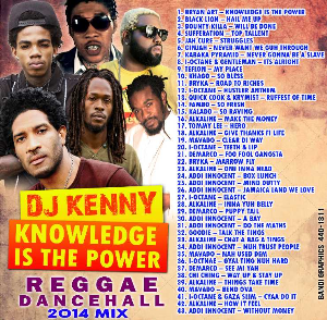 Dj Kenny Knowledge Is The Power Mix Cd | Music | Reggae