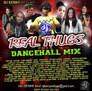 Dj Kenny Real Thugs Reggae Mix Cd | Music | Reggae