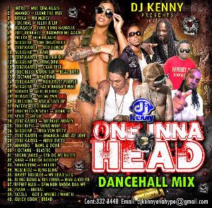 Dj Kenny One Inna Head Reggae Mix Cd | Music | Reggae